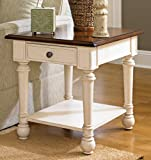 Hammary Promenade Drawer End Table