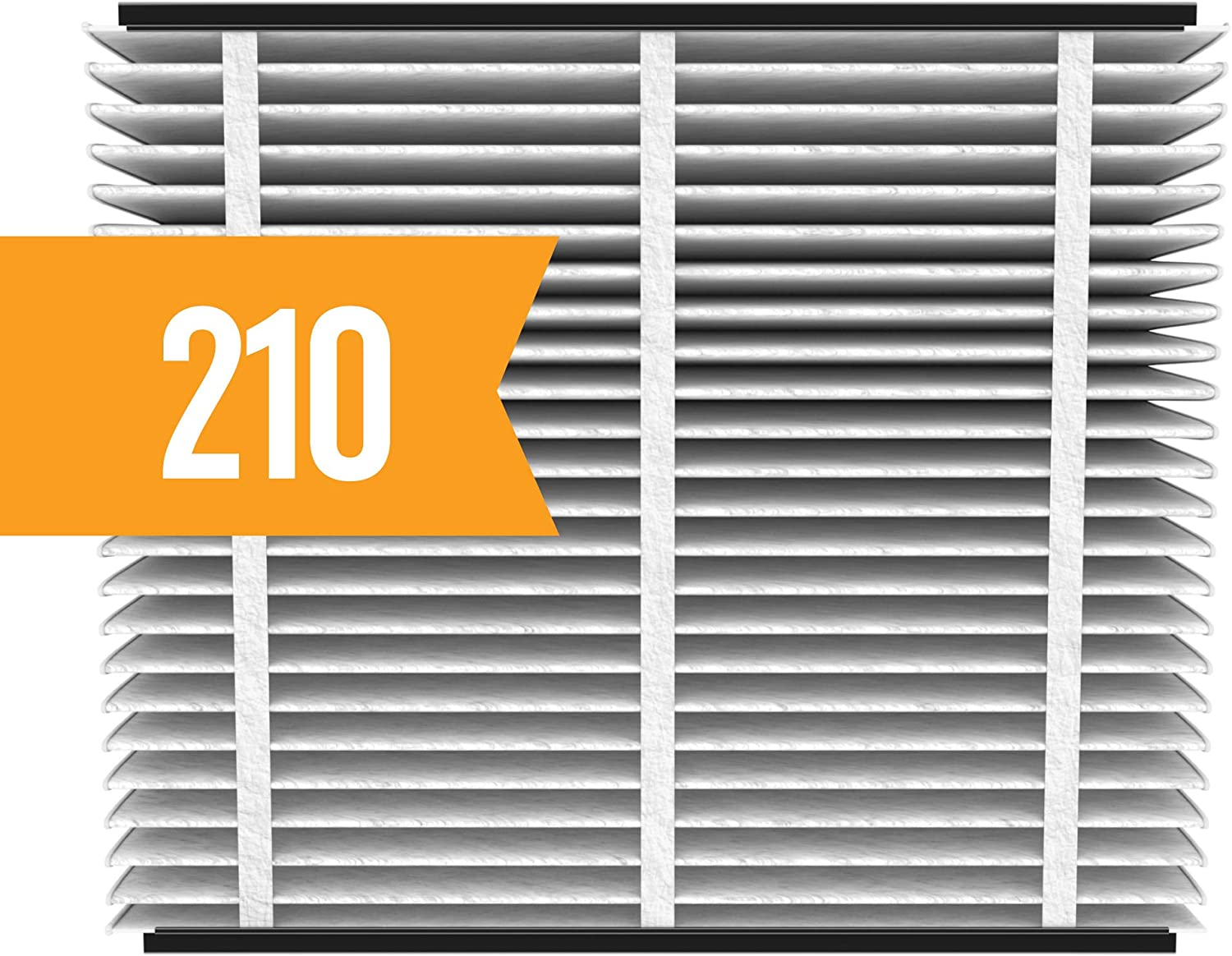 Clean Air Filter >> Aprilaire 210 Replacement Air Filter For Aprilaire Whole Home Air Purifiers Clean Air Dust Filter Merv 11 Pack Of 1