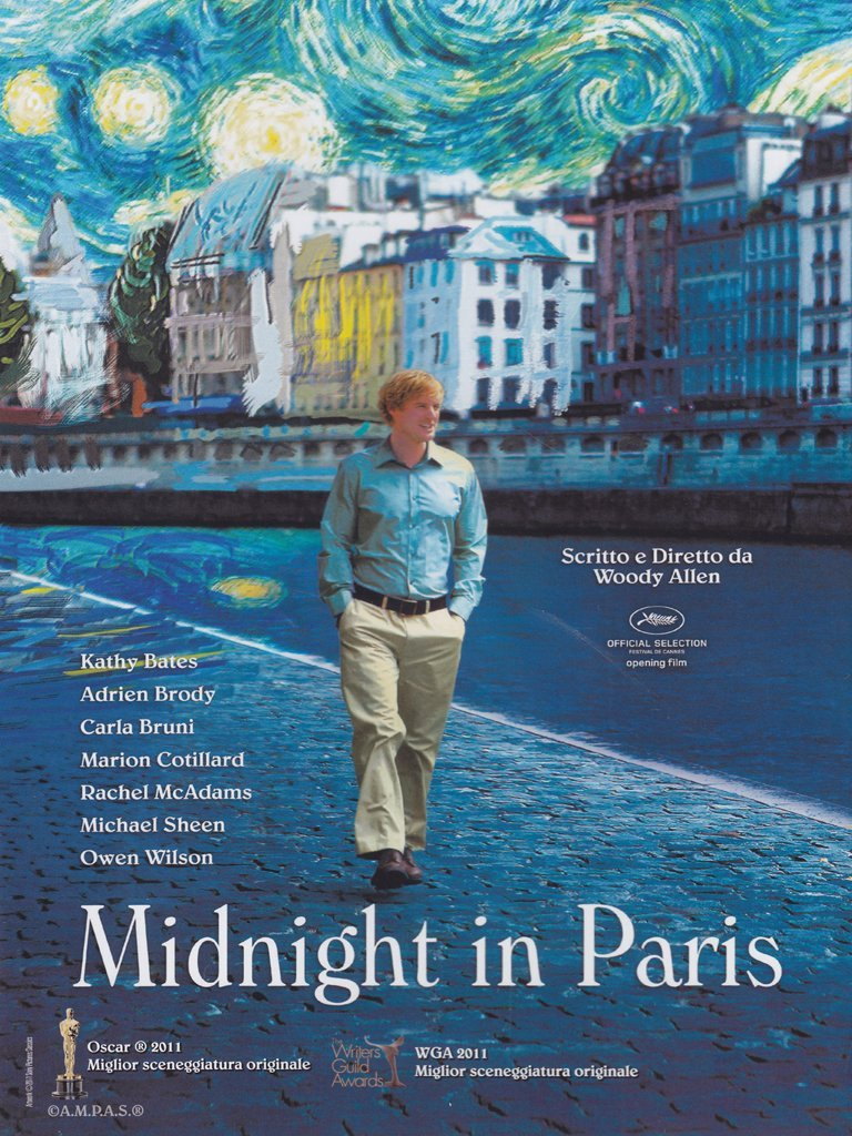 BatesAdrien In In Midnight Parisimport Midnight ItalienKathy dChBtsQrx