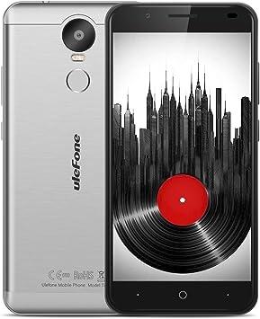 Ulefone Tiger Lite - 3G Smartphone Libre (Android 6.0, 5.5