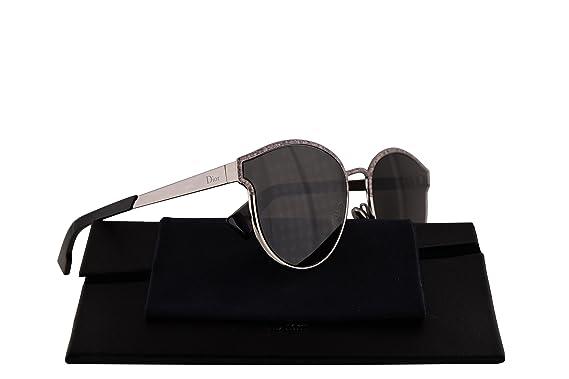 8c385f16e0b Christian Dior DiorSymmetric Sunglasses Marble Pink w Grey Lens 59mm O3T2K  Dior Symmetric  Amazon.co.uk  Clothing