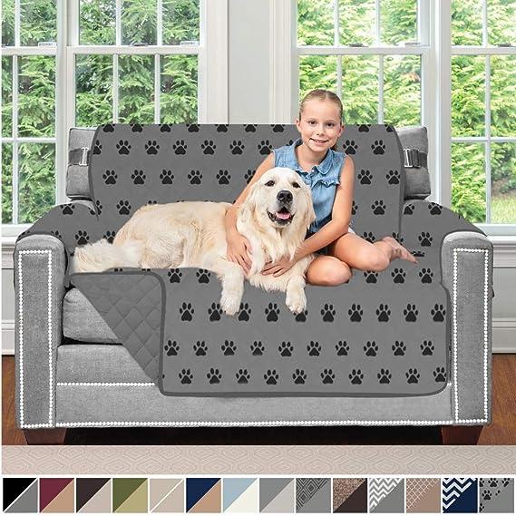 Amazon.com: Sofa Shield - Funda reversible para sofá, 2 ...