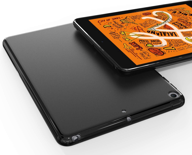 iPad Mini 5 2019 Case, LUCKYCAT Slim Design Matte TPU Rubber Soft Skin Silicone Protective Case Cover for Apple iPad Mini 2019 (5th Generation) Table