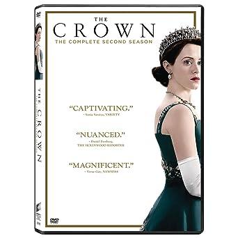 The Crown - Season 2 [DVD] [2018]: Amazon co uk: Claire Foy