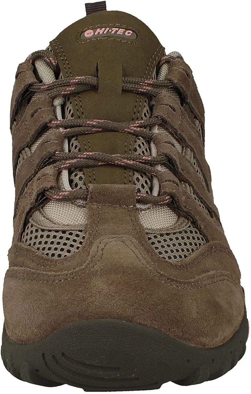 HI-TEC Quadra Classic Womens Chaussures de Randonn/ée Basses Femme