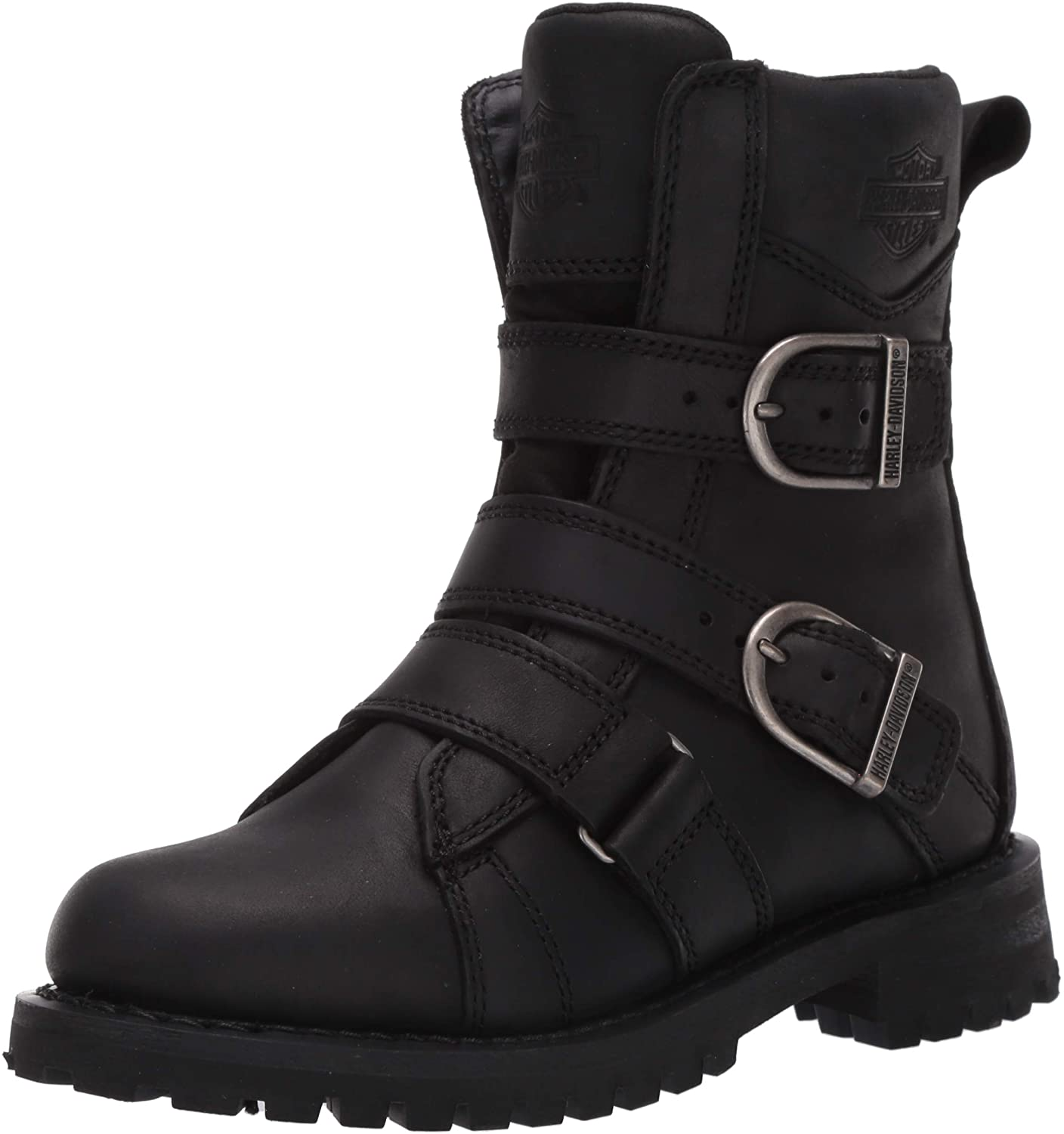 HARLEY-DAVIDSON FOOTWEAR Women's Hemford Riding Boot Motorcycle