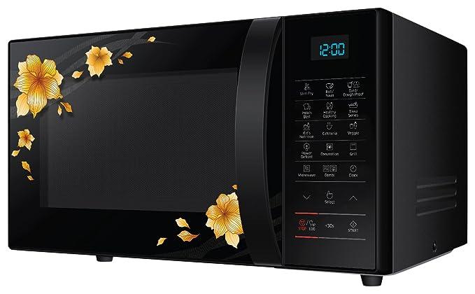 Samsung 21 L Convection Microwave Oven (CE77JD-QB, Black)