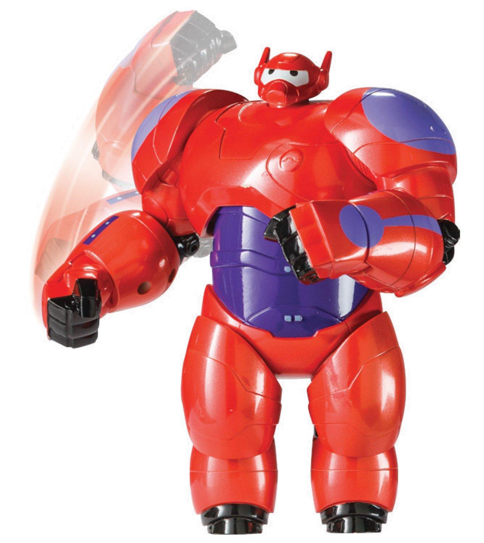 "Big Hero 6 6"" Baymax Action Figure 6"