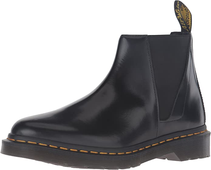 Dr Martens Flora Chelsea Women's Boots Black   Country Attire UK