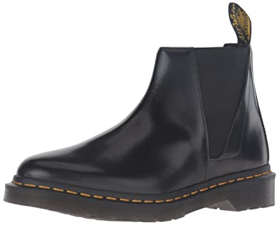 Dr. Martens Women's Pointed Bianca Patent Lamper Chelsea Boots - - UK 7 YVO3Xt