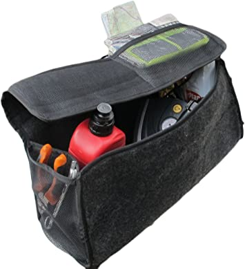 Best Quality Car Boot  Storage Organizer For TOOLS WARNING TRIANGLE ETC