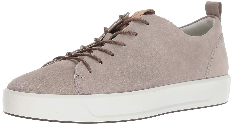 Moon Rock ECCO Mens Soft 8 Tie Sneaker