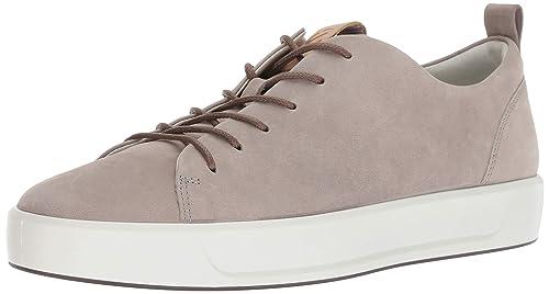 Men's Soft 8 Tie Sneaker, Moon Rock