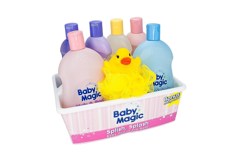 Baby Magic Splish splash caddy, 6 Count Naterra International Inc. 707009