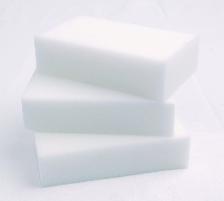10 Borrador mágico Esponjas - Para Química gratuito a las manchas y Mark Retiro. - A