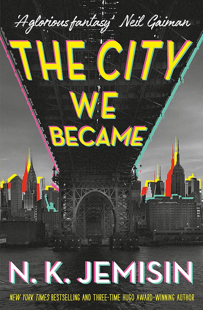 The City We Became (The Great Cities Trilogy): Amazon.co.uk ...