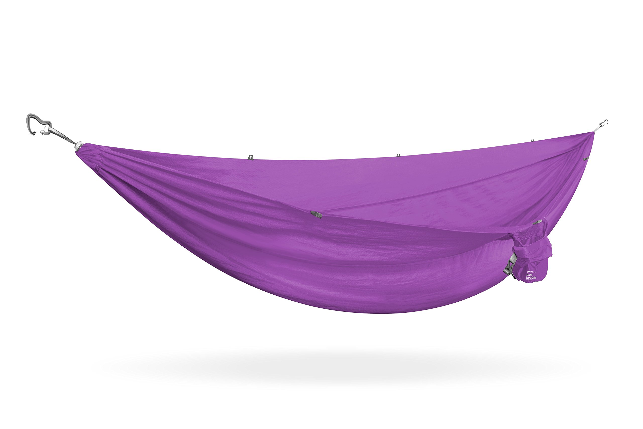 KAMMOK Roo Double Camping Hammock - Violet Purple by KAMMOK
