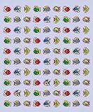 Fish Chart Seals