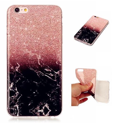 14 opinioni per Cover iPhone 6/6S,MUTOUREN Silicone case Ultra Trasparente Crystal TPU Cover