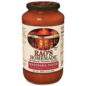 Rao's Homemade Marinara Sauce, 40 oz. - 2 PACKS