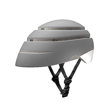 Closca Casco Helmet Loop/Casco de Bicicleta y Casco de Patinete Plegable/Casco Plegable/Casco Adulto Unisex