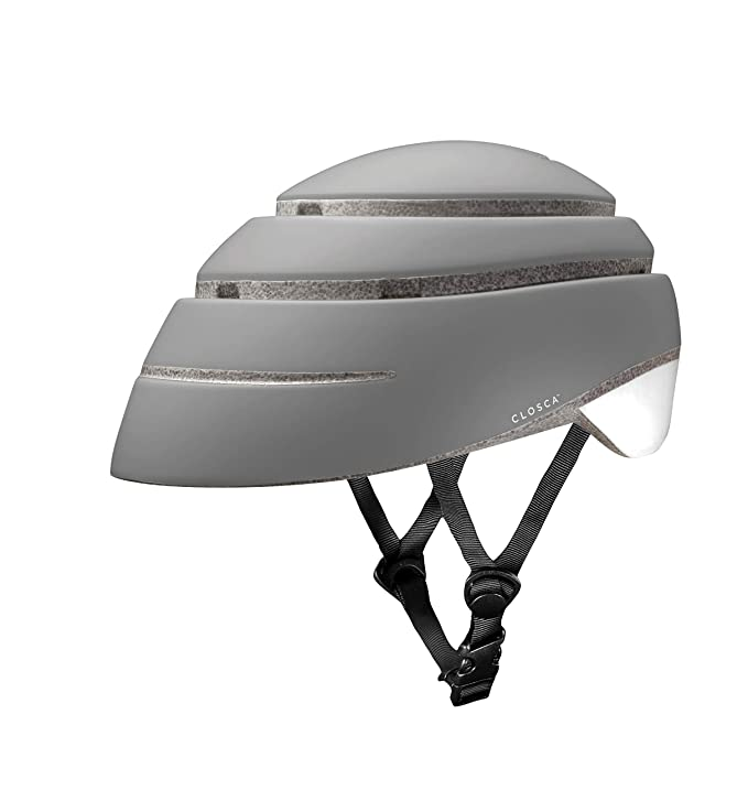 Closca Casco Helmet Loop/Casco de Bicicleta y Casco de Patinete Plegable/Casco Plegable/Casco Adulto Unisex