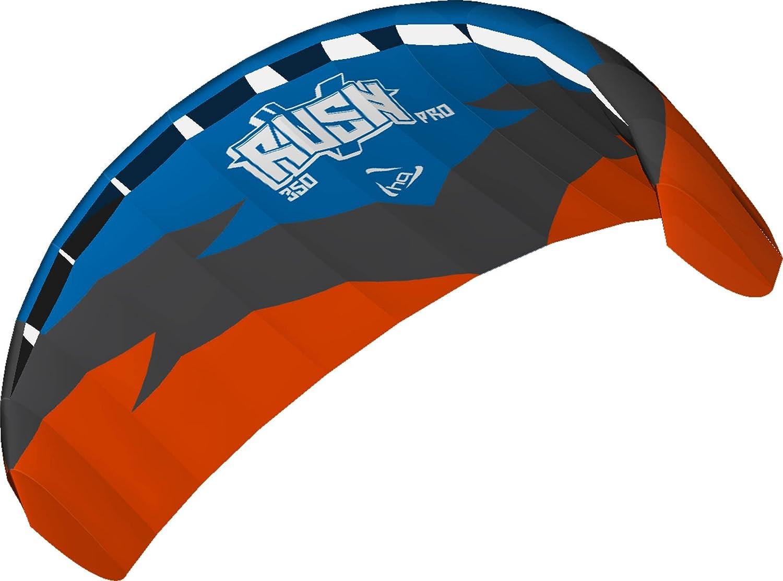 HQ Powerkites Lenkmatte Lenkdrachen Rush V Pro 350 R2F Kite 2015