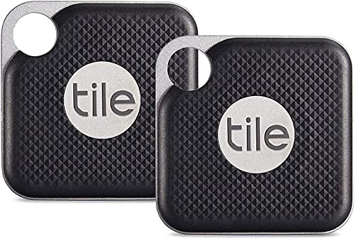 Tile Inc, Pro Black, Bluetooth Tracker & Finder