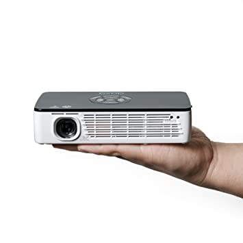 AAXA P700 Pro Pico Projector with 70 Minute Battery, 650 Lumens, Android OS,