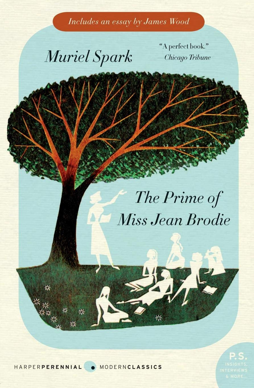 of brodie jean prime book the miss