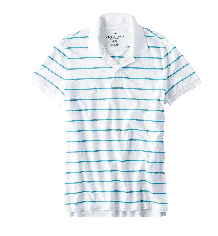 American Eagle Men's Polo Shirt T Shirt at Amazon Men's Clothing ...