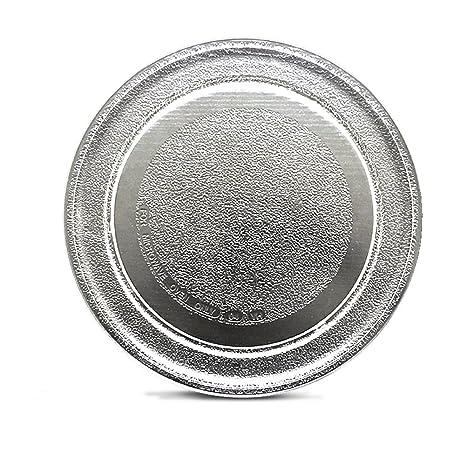 Amazon.com: Giratorio de vidrio para horno microondas ...