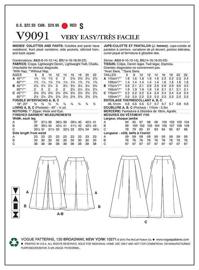 """Simplicity 6271 Taille 10//12//14//16//18//20//22 /""""Misses/'S JUPE en trois longueurs"""