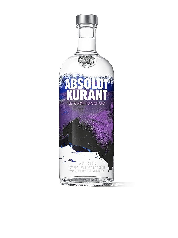 Malerisch Longdrinks Klassiker Sammlung Von Absolut Kurant – Absolut Vodka Mit Schwedischer