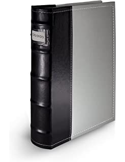 Perfect DVD Storage Binder, Gray  CD/DVD Case Stores Up To 48 DVDs,