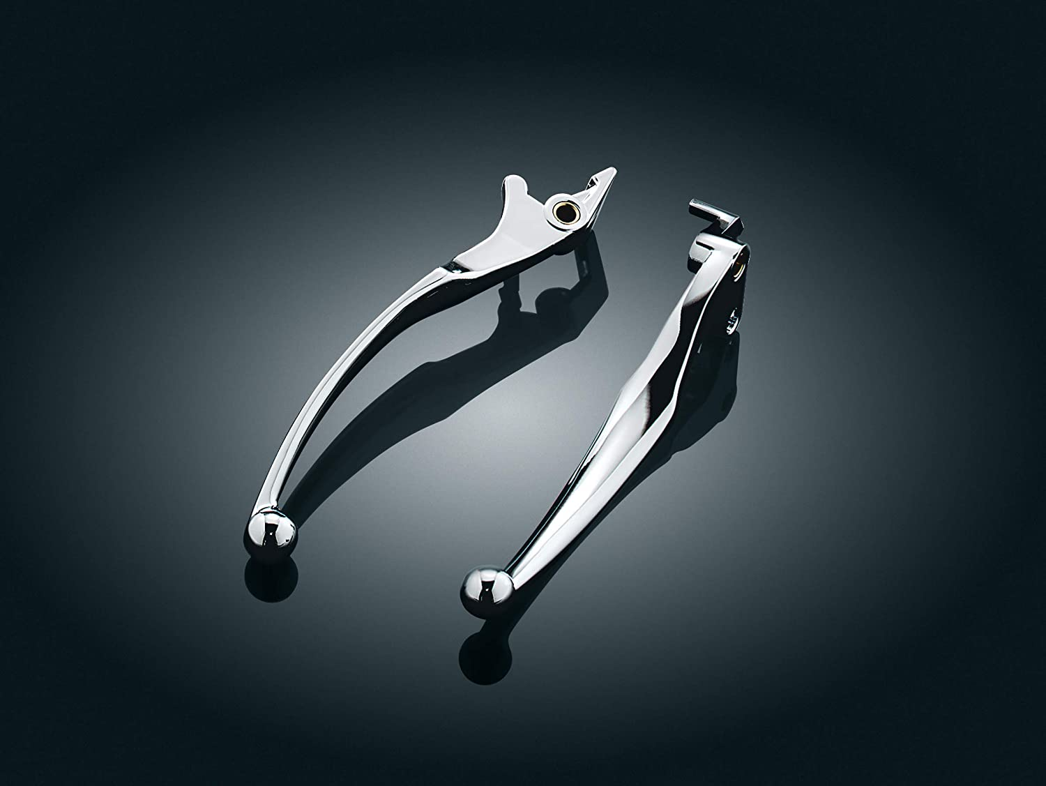 Kuryakyn 7429 Wide Style Levers for Honda Metric Cruiser with Hydraulic Clutches