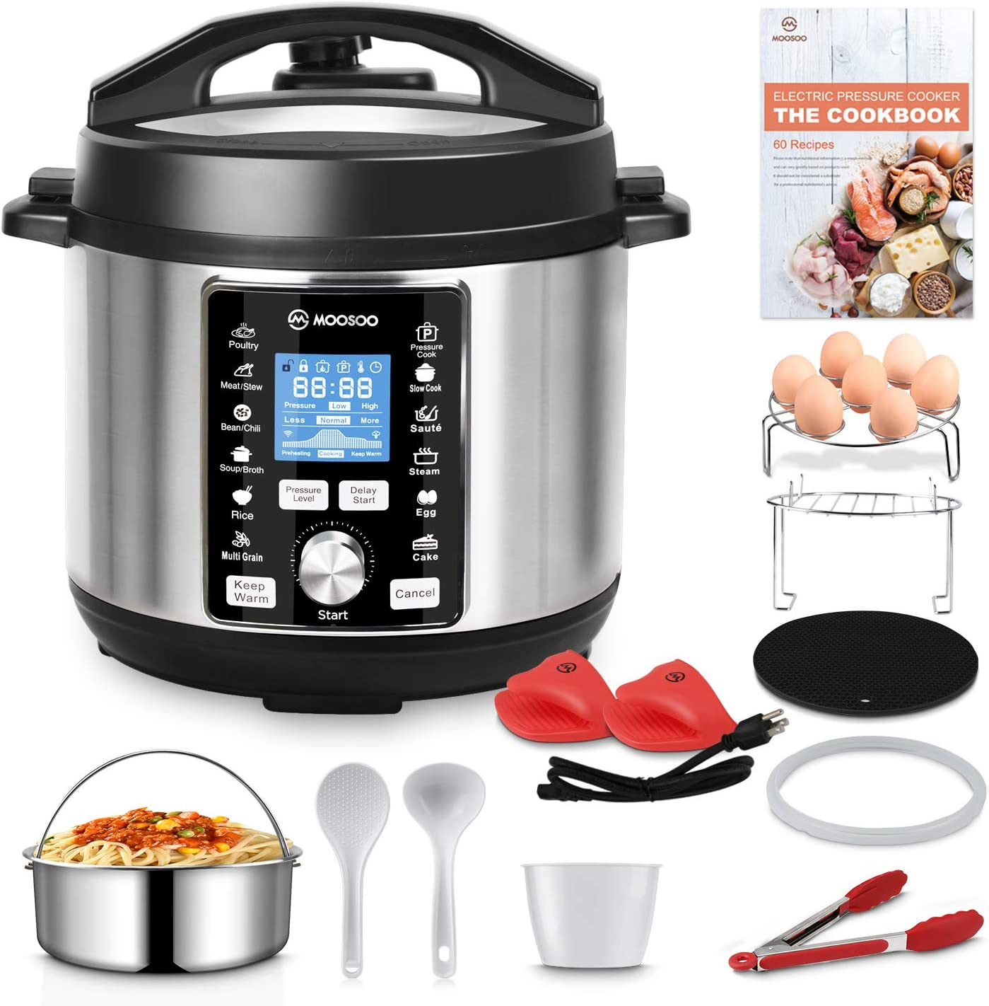 Rice cooker vs slow cooker : What's the best electric pressure cooker to buy