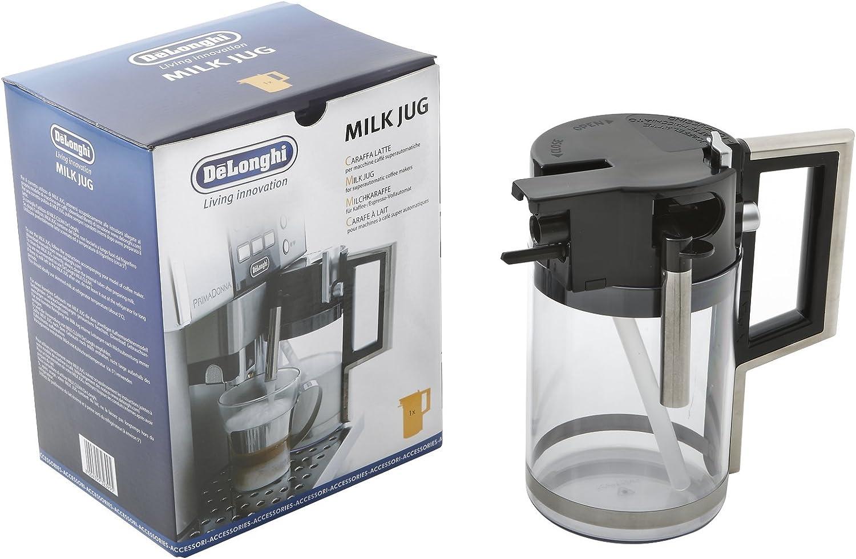 DeLonghi ESAM 6600 - Jarra de leche para cafetera Prima Donna ...