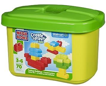 Megabloks - Juego de construcción para niños de 70 piezas (7568)