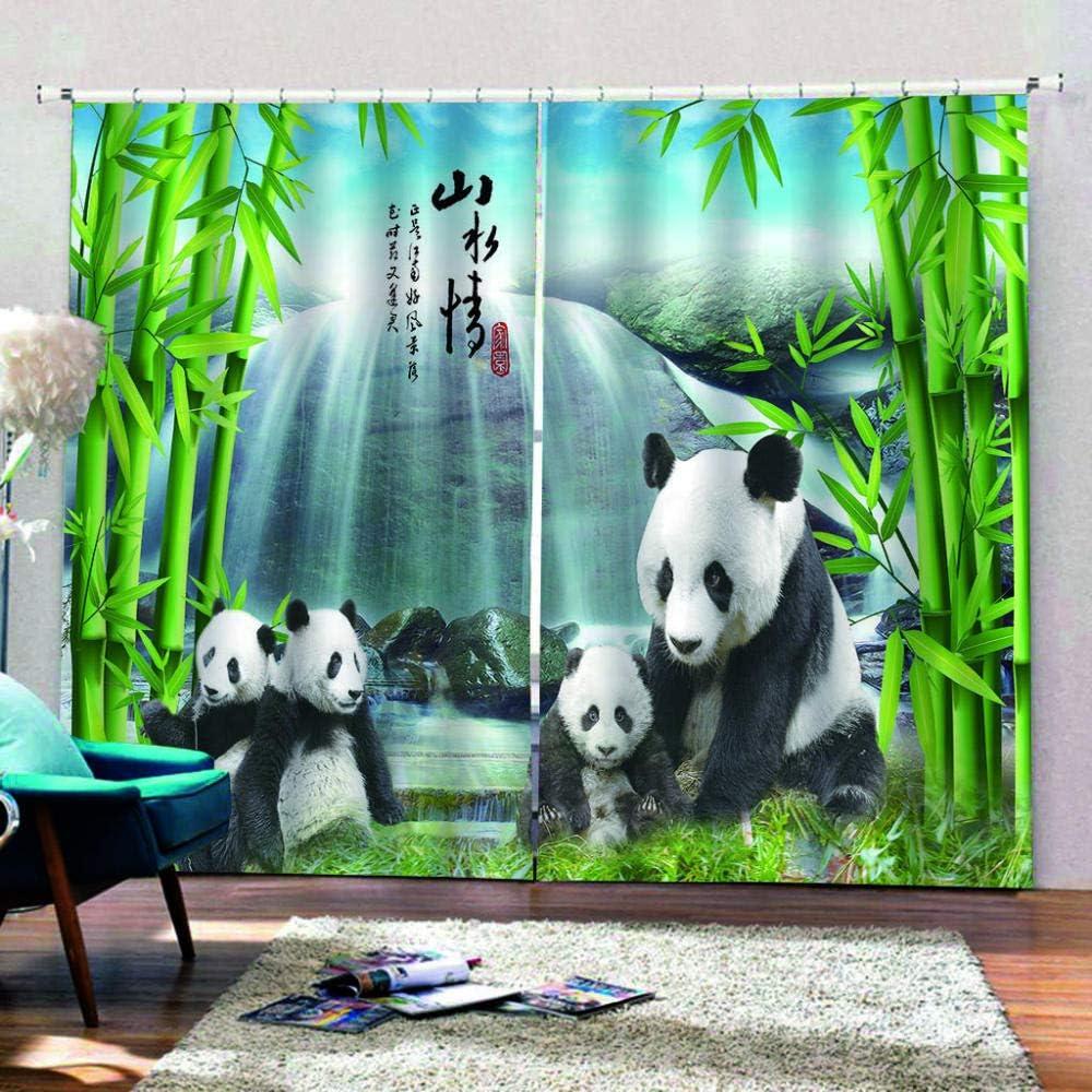 shkdif Rideaux Occultants 3D Image De Graffiti,Rideaux Occultants Isolants Thermiques Reducteur De Bruit Rideau Salon Chambre Rideaux 150Wx166H Cm
