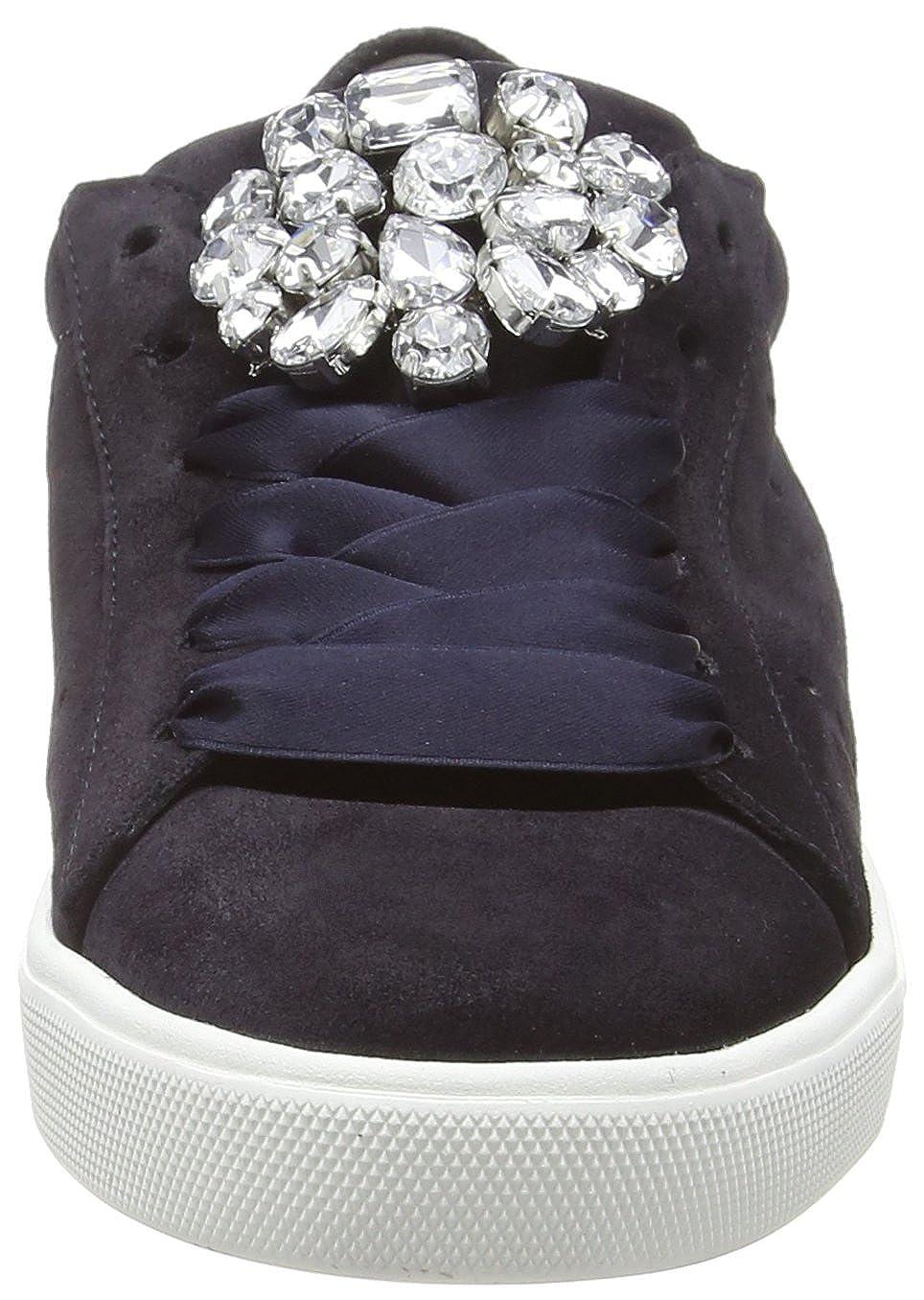 748 Kennel und Schmenger Women/'s Town Low-Top Sneakers Blue Blau Pacific//Crystal Sohle Wei/ß 7.5 UK
