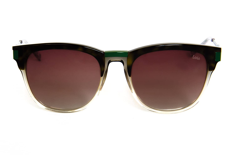 LOIS - Lois Lupix BLK Black, Gafas de Sol Moda Unisex Pasta ...