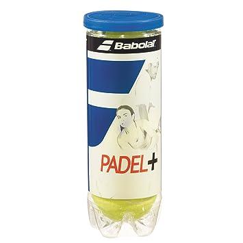 Babolat Balls X3 Pelota, Unisex Adulto, Amarillo, U: Amazon ...