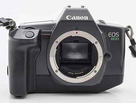Canon EOS 600 Cámara SLR 35mm Cuerpo + Caja XLNT: Amazon.es ...