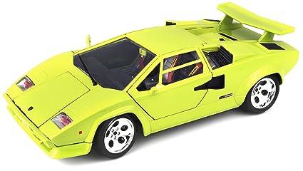 Buy Bburago 118 Lamborghini Countach 5000 Quattrobalvole