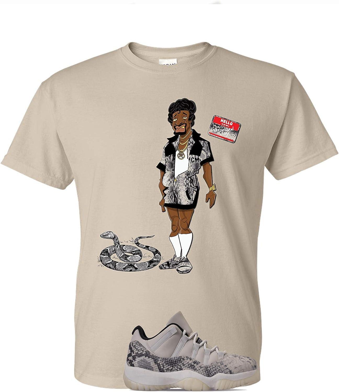 Jerome Shirt for Jordan 11 Low Light