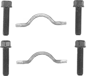 ACDelco 45U0503 Professional U-Joint Clamp Kit with Hardware