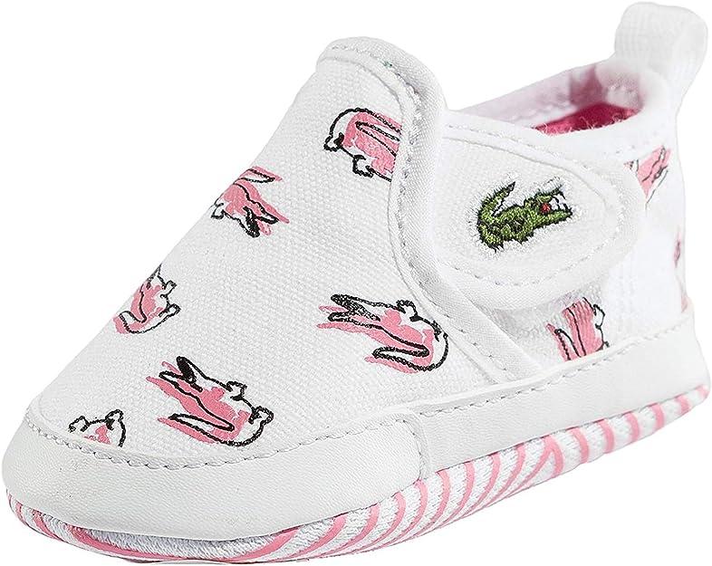 basket lacoste bébé