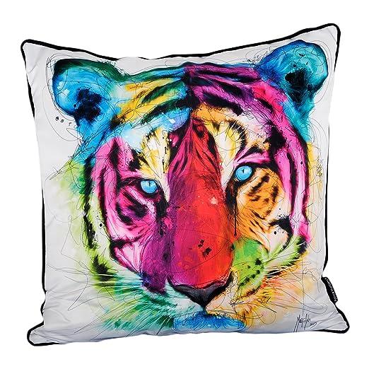 De 55 cm de tigre - Cojín con Murciano: Amazon.es: Hogar