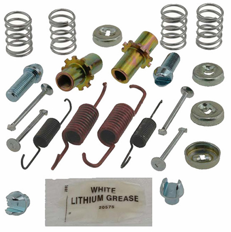 ACDelco 18K1780 Professional Rear Parking Brake Hardware Kit